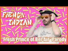 Lovely French and Indian War Fresh Prince of Bel Air parody