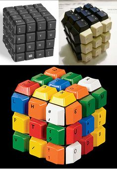 Totally Amazing Rubiks Cube Designs - Mindhut - SparkNotes