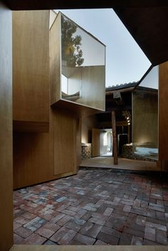 Gallery - Micro-Hutong / standardarchitecture - 1