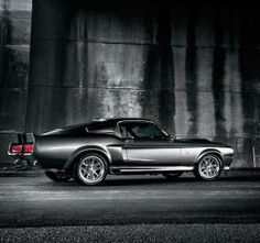 1967 Shelby Mustang GT500 by Maiden11976