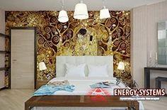 Интерьер с акцентной стеной. ИНТЕРЬЕР С АКЦЕНТНОЙ СТЕНОЙ: СВЕЖИЕ ИДЕИ  Классикой в современном дизайне является акцентная стена. Выделение нужных зон или вещей посредством выделения одной стены на фоне других с помощью фактуры или цвета — это... http://energy-systems.ru/main-articles/architektura-i-dizain/7630-interer-s-akcentnoy-stenoy  #Архитектура_и_дизайн #Интерьер_с_акцентной_стеной