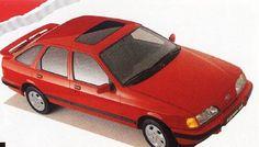 Ford Sierra XR6I 1988