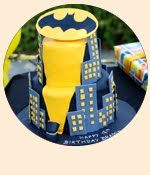 Yes please! Next year I should have a batman themed birthday. :)