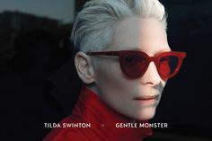 TILDA SWINTON X GENTLE MONSTER