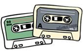 mixed tapes = LOVE!