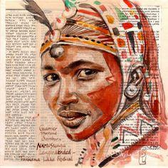 Stéphanie Ledoux - Carnets de voyage: Turkana Lake Festival