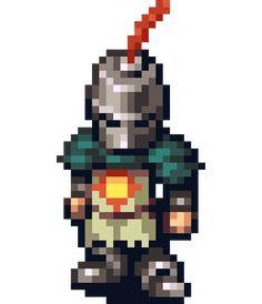 Dark Souls - 20 Pixel Art Tributes (Part 2 of 2)Dark Souls - Bonfire (Pixel Artist: Zedotagger   Source: zedotagger.tumblr.com) Dark Souls - Tomb of the Giants (Pixel Artist: Zedotagger   Source: zedotagger.tumblr.com) Dark Souls - Hollow (Pixel...