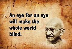 #Inspirational #Quotes On #Strength By #MahatmaGandhi