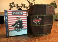 Barrel and Mini Album created by crafter Trish Ormsby.  Click on the link below to purchase the tutorial.   http://shop.paperphenomenon.com/Beer-Keg-w-Mini-Album-Tutorial-Video-Combo-tutvid0125.htm