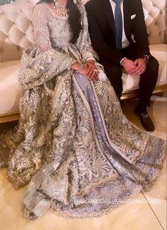 Girls Fashion Clothes, Girl Fashion, Fashion Outfits, Dress Wedding, Bridal Dresses, Nikkah Dress, Asian Fashion, Bride, Traditional