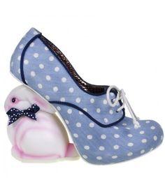 Irregular Choice Flopsy bunny shoes