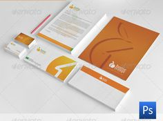Get professional corporate identity package for your company here! http://www.corporateidentitypackage.net/