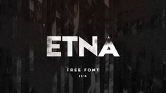 The ETNA comes with 415 glyphs, cyrillic and latin extended. The typeface is custom made with maximum precision and sourcing high aesthetics. The flow of the letters is seamless and easy to read with great bold accents.