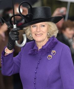 Camilla, Duchess of Cornwall, 2007