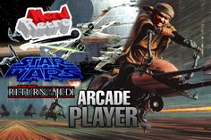 ARCADE PLAYER 9 -  STAR WARS