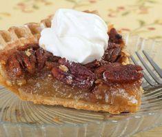 Sugar-Free Pecan Pie