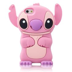 Cute Disney Lilo & Stitch iPhone 5S case!
