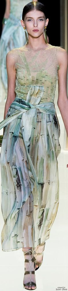 I like the complexity and the way so many different parts of the palette come together in one garment