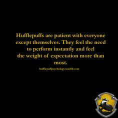#hufflepuffpride This is so true!!