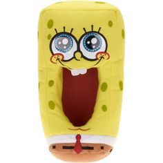 feb4d320171 Nickelodeon Kids  Spongebob Squarepants Slippers Spongebob Squarepants