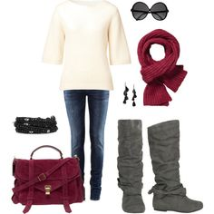 Mulberry for Winter., created by alttra.polyvore.com