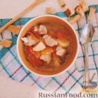 Фото к рецепту: Шулемка - охотничий суп