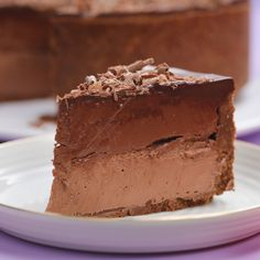 Milk chocolate or dark chocolate? You can only pick one. ⠀⠀ ⠀⠀ Save our Devil's Food Cheesecake recipe on the Tastemade app! Buzzfeed Tasty Videos, Buzzfeed Recipes, Cheesecake Recipes, Dessert Recipes, Dessert Ideas, Food Vids, Delicious Desserts, Yummy Food, Muffins