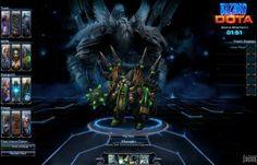 Starcraft Dota