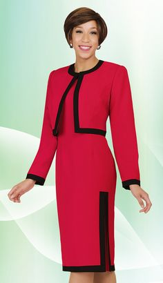 Marc Executive Fall And Holiday Church And Career Suits 2014 Church Attire, Church Dresses, Work Fashion, Modest Fashion, Fashion Outfits, Casual Dresses, Summer Dresses, Formal Dresses, Sunday Outfits