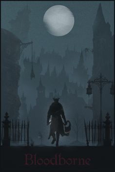 Bloodborne by shrimpy99.deviantart.com on @DeviantArt