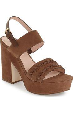 You will be mine, my pretty! kate spade new york 'rosa' sandal