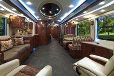 2014 Foretravel Motorcoach Foretravel IH-45 Luxury Motor Coach Bath & 1 2