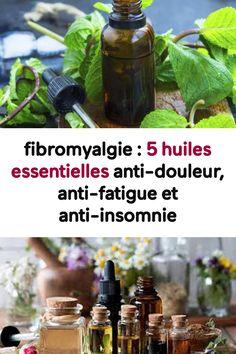 fibromyalgie : 5 huiles essentielles anti-douleur, anti-fatigue et anti-insomnie Anti Fatigue, Doterra, Detox, Health, Pizza, Routine, Recipes, Diy, Fibromyalgia Essential Oils
