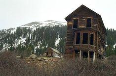 Animas Forks, Colorado