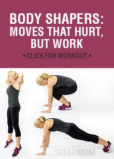 Add these 5 body shaping moves to tone your entire body!