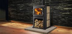 Common sense advice for building the very best wood fires.