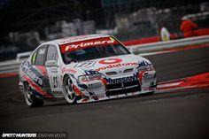 Nissan Primera P11 - racing