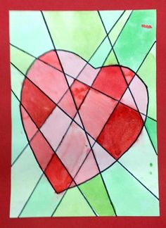 valentine's day art projects toddlers