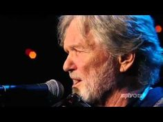 """Kris Kristofferson - """"The Silver Tongued Devil And I"""" Live on Austin City Limits 2009."""