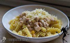 Tejszínes hús recept fotóval Ethnic Recipes, Food, Essen, Meals, Yemek, Eten