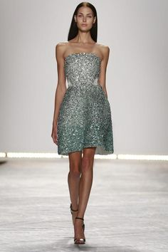 Monique Lhuillier Ready To Wear Spring Summer 2015 New York - #NYFW #SS15 #RTW