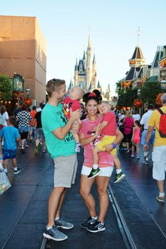 Our trip to Walt Disney World!