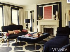 Antique Victorian and Mid-century Modern