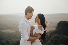 Ensaio fotográfico dos noivos Laiane e Júnio. Prévia de casamento.