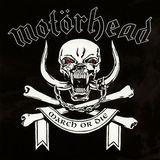 March or Die [Limited Edition] [Reissue] [LP] - Vinyl, 16444782
