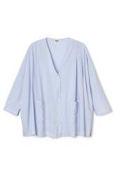 Boxy shirt - Blue Light - Sale - Weekday