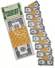 Phoney Money 1000 50-pack
