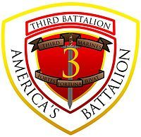 "3rd Battalion 3rd Marines, Marine Corps Base Hawaii, ""America's Battalion"""