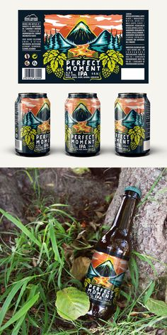 are the winners of the 2018 Finalist for the 2018 graphic design awards, Illustrated beer label design by Wintrygrey.Finalist for the 2018 graphic design awards, Illustrated beer label design by Wintrygrey. Beer Packaging, Food Packaging Design, Packaging Design Inspiration, Design Package, Craft Beer Labels, Beer Label Design, Design Food, Design Design, Beer Brands
