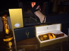 Cristal and ysl